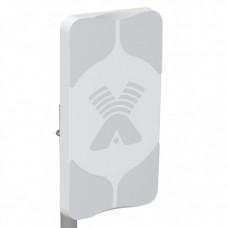 Антенна Антэкс AGATA-2 F MIMO 2x2 F-мама (75 Ом) - широкополосная панельная 4G/3G/2G (15-17 dBi)