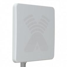 Антенна Антэкс AGATA-F MIMO 2x2 F-мама (75 Ом) - широкополосная панельная 4G/3G/2G (15-17 dBi)