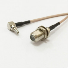 Пигтейл, адаптер CRC9 - F мама для USB 3G/4G модемов Huawei и ZTE