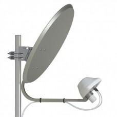 Облучатель офсетный Антэкс UMO-3F MIMO 2x2 - 4G/3G (LTE1800/DC-HSPA+/LTE2600)