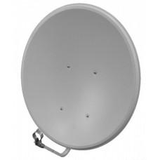 Спутниковая антенна 0,6м (60см) длинный фокус АлМет Супрал