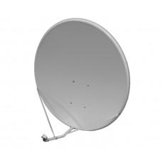 Спутниковая антенна 0,9м (90см) длинный фокус АлМет Супрал