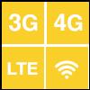 Сетевое оборудование 3G/4G/WiFi