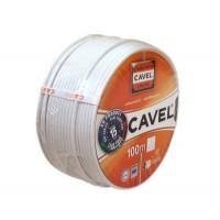 CAVEL SAT 50 M MADE IN ITALY 75 Ohm Кабель антенный