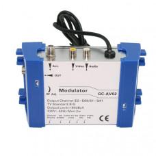 Gecen AV-02 модулятор ВЧ (высокая частота)