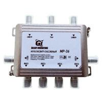 Мультисвитч Gi Galaxy Innovations  MP-36 3x6 радиальный (Гэлекси Инновейшнс)