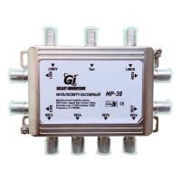 Мультисвитч Gi Galaxy Innovations  MP-38 3x8 радиальный (Гэлекси Инновейшнс)