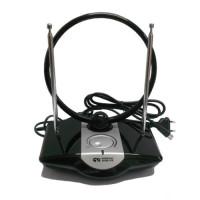 General Satellite GS AV-958 DVB-T2 Комнатная всеволновая телевизионная (FM/VHF/UHF) ТВ антенна с усилителем