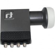 Inverto IDLP-401QDL+ Universal Quad LNB (Линейный конвертер с четырьмя выходами)