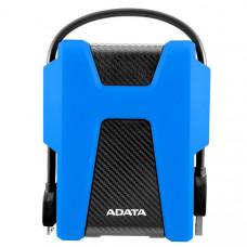 """Внешний жесткий диск HDD 2.5"""" ADATA 1TB HD680 Blue (AHD680-1TU31-CBL)"""