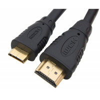 Кабель межблочный mini HDMI-HDMI 1,0м Pro Cable-AV 3-87310
