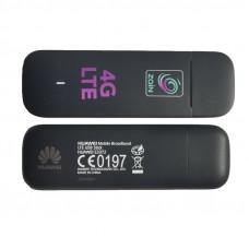 4G LTE модем HUAWEI E3372-153 универсальный; чёрный
