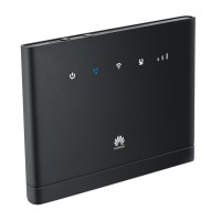 Wi-Fi 4G/LTE Роутер HUAWEI B315S-22 Black (Черный)