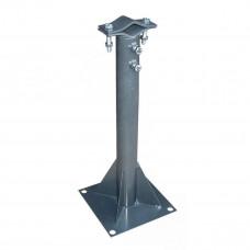 Кронштейн для мачты телескопический стеновой вынос 50 - 90 см