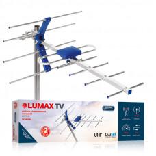 Lumax DA2501A DVB-T/T2 Наружная активная телевизионная ДМВ (UHF) антенна