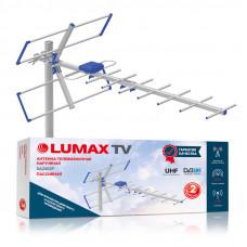 Lumax DA2502P DVB-T/T2 Наружная телевизионная ДМВ (UHF) антенна