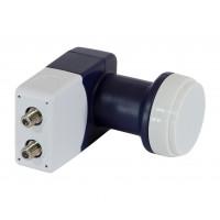Lumax LU-40 TCIR Circular Twin LNB (Круговой конвертер с двумя выходами)