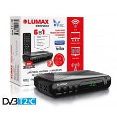Lumax DV-1108HD DVB-T/T2/С Цифровой эфирный / кабельный приемник
