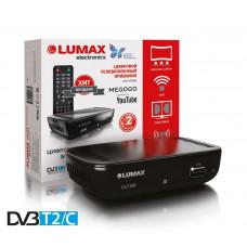 Lumax DV-1110HD DVB-T/T2/С Цифровой эфирный / кабельный приемник