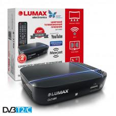 Lumax DV-1115HD DVB-T/T2/С Цифровой эфирный / кабельный приемник