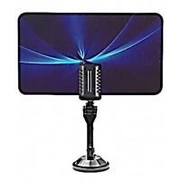 Lumax LU-HDA02 DVB-T/T2 Комнатная активная телевизионная антенна ДМВ (UHF)