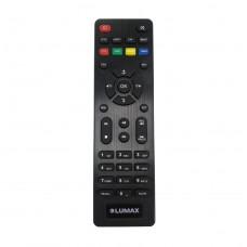 Пульт ДУ Lumax для DVB-T2/C приемников, приставок, ресиверов