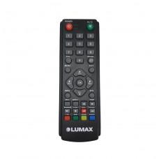 Пульт ДУ Lumax малый для DVB-T2/C приемников, приставок, ресиверов