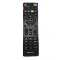 Пульт ДУ Lumax Обучаемый для DVB-T2/C приемников, приставок, ресиверов