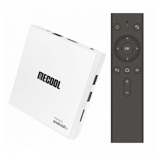 MECOOL KM9 PRO Honour медиаплеер AndroidTV 9 / 4Gb/32Gb DDR4