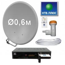 Комплект НТВ,Плюс HD с 1HD VA баланс 1200 руб.