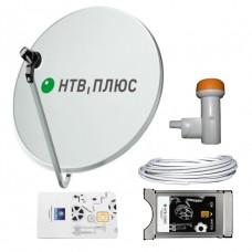 Комплект НТВ,Плюс HD с Модулем доступа CI+ баланс 1200