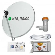 Комплект НТВ,Плюс HD с Модулем доступа CI+ баланс 199