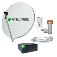 Комплект НТВ,Плюс HD с NTV DSD4514r баланс 199