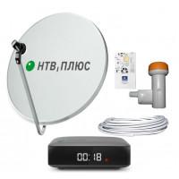 Комплект НТВ,Плюс HD Запад с NTV-PLUS HD J1