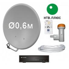 Комплект НТВ,Плюс HD с NTV-PLUS 710 HD VA баланс 199 руб.