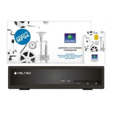NTV PLUS 710 HD VA Спутниковый ресивер с картой доступа НТВ,Плюс 1200