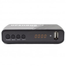 Openbox T2-07 DVB-T/T2/C Цифровой эфирный приемник, приставка, ресивер