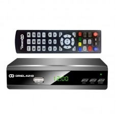 Oriel 421UD DVB-T2/C Цифровой эфирный / кабельный приемник, приставка, ресивер