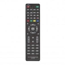 Пульт ДУ HUAYU DVB-T2+3-TV универсальный для DVB-T2/C приемников, приставок, ресиверов (Version 2020)