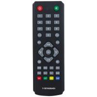 Пульт ДУ HUAYU малый для Lumax DVB-T2/C приемников, приставок, ресиверов