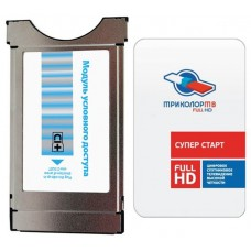 CAM Модуль условного доступа CI+ Триколор ТВ 4K Ultra HD ( 4К Ultra HD)