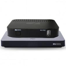 GS B527 / GS C592 UHD 4K и Full HD спутниковые ресиверы на 2 телевизора для программы обмена оборудования Триколор ТВ