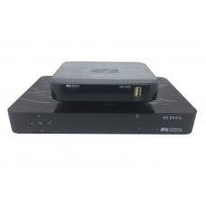 GS E521L / GS C592 Ресиверы Триколор ТВ на 2 телевизора