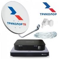 Комплект Триколор ТВ на 2 телевизора с GS B528 / GS C592