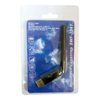 Мини USB WiFi адаптер SWF-3S4T для Триколор ТВ 150 Мбит/с