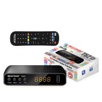 World Vision T62D DVB-T/T2/C Цифровой эфирный / кабельный приемник с обучаемым пультом ДУ
