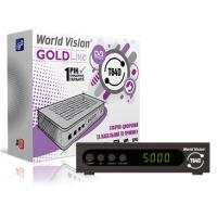 World Vision T64D DVB-T/T2/C Цифровой эфирный / кабельный приемник, приставка, ресивер
