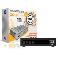 World Vision T64M DVB-T/T2/C Цифровой эфирный / кабельный приемник, приставка, ресивер